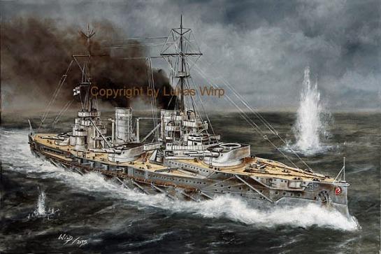 Marine, 1. Weltkrieg, Schlachtschiff, Kreuzer, Seeschlacht, Skagerrak