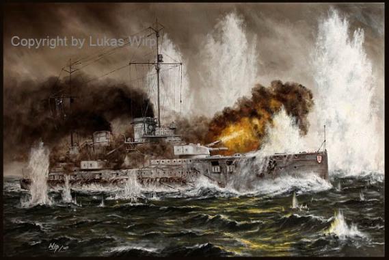 Skagerrak 1. Weltkrieg Marine Bilder Lukas Wirp