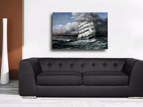 Schiffsbilder, marine, Bilder, Segler, Passat, P-Liner