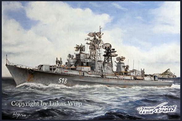 Russian Navy, Marine, Bilder, Lukas Wirp