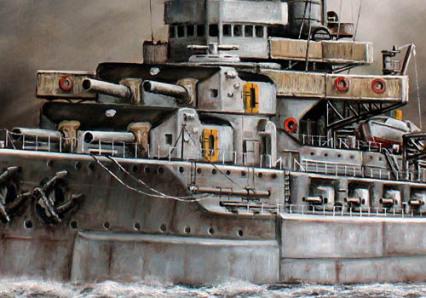 Marine, 1. Weltkrieg, Flaggschiff, Bilder