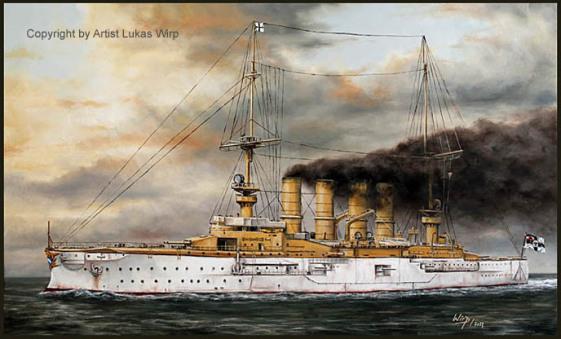 kaiserliche Marine des Ostasiengeschwader